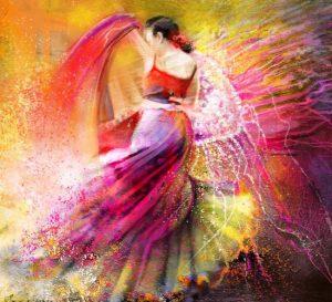 shakti yoga dance shati natya dança integrativa sagrada feminina